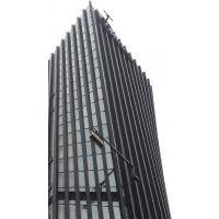 供应广州深圳佛山高层幕墙玻璃安装及幕墙补漏补胶换胶高盛玻璃幕墙好