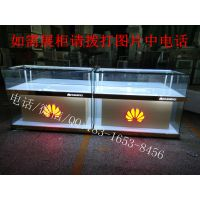 漳州移动手机4G收银缴费台 高端手机精品柜台生产 龙海市数码体验展示架厂家