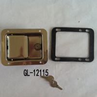厢式货车侧门盒锁 机电柜盒锁 工具柜锁 车厢配件工具柜盒锁GL-12115