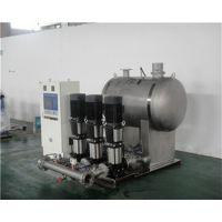 生产不锈钢二次加压供水 生活用水恒压变频无负压供水设备