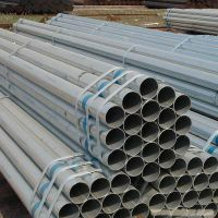 供应重庆厚壁热镀锌无缝钢管价格 重庆大渡口热镀锌焊管厂家 量大优惠