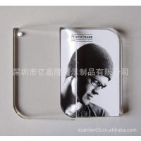 亚克力强磁相框厂家 透明相框相架
