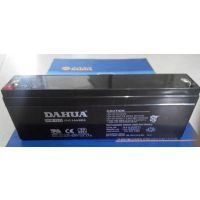 供应大华蓄电池DHB1222|12v22AH|大华电池销售