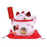 【外贸OEM】迈开新款时尚吉祥电脑音箱,MK510招财猫钱罐音箱