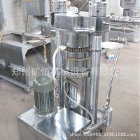 专业生产 180型液压式榨油机-芝麻小磨香油机-可流动液压式香油机