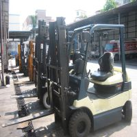 二手电动叉车 1.5吨丰田叉车 合力二手电瓶叉车 价格优惠 免运费