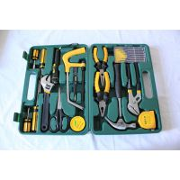 22件家用工具套装/家用组合工具包/套装工具羊角锤电笔扳手电筒