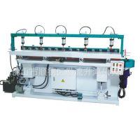 童床加工设备 MZX-5014十八轴榫槽机 木工机械