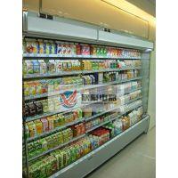 供应上海闵行区风幕柜,水果蔬菜保鲜柜,超市冷藏展示柜,尺寸款式可定做