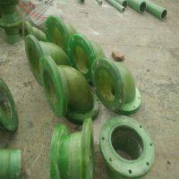 枣强润泰环保设备加工定做各种玻璃钢弯头 三通