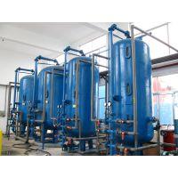 多介质活性炭过滤器,压力式活性炭过滤器