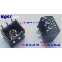 TDK贴片6PIN共模电感EMI扼流圈100UH网络滤波器