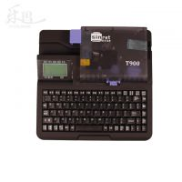 赛恩瑞德线号机T900高性能线号机打印号码USB连接电脑套管打印机