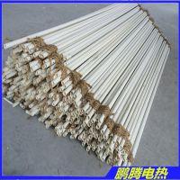 鹏腾电热电器厂直销工业耐高温瓷管 螺旋瓷管钢玉 氧化铝陶瓷