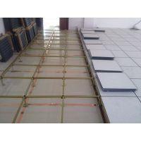 西安机房架空地板 全钢防静电地板厂家 未来星陶瓷地板施工
