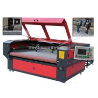 青岛MC1810全自动布料激光切割机