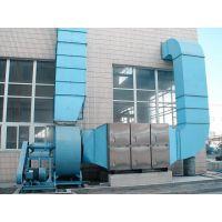 焦化厂废气处理设备|低温等离子净化设备厂家永蓝环保