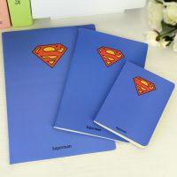 日韩创意美国队长超人系列主题车线本 记事本 日记本 笔记本