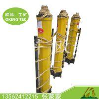 供应欧科YT4-8A液压推溜器 600mm矿用液压推溜器