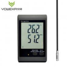 外置探头短信报警温度记录仪GSM-20E