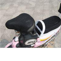 摩托车坐垫 防热电动车电瓶车助力车自行车防晒座套垫蜂窝夏包邮