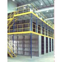 江门货架阁楼式货架江门货架厂家得友鑫物流系统设备生产