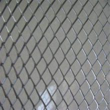 旺来不锈钢菱形网 镀锌钢网 钢板网墙
