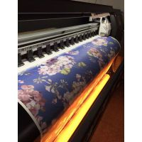 欧根纱数码印花 小批量多品种印花 一米起印 性价比高