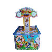 室内儿童电瓶玩具车打地鼠室内游戏机厂家直销