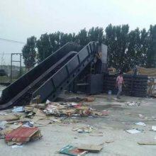 山东卧式废纸打包机 1250废纸箱打包机生产厂家