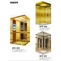 广东广州电梯装潢轿厢装饰BFM-801