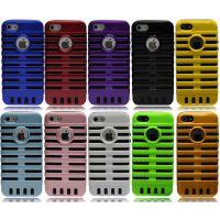 【厂家直销】苹果5麦克风手机壳 麦克风手机保护套 手机保护壳!