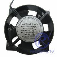 机柜散热风扇 FP-108-1-S1-BW 12038特制款 嵌入式三协风扇
