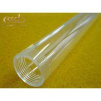 定制玻璃门卡槽 PVC透明管 塑料软管 U型条