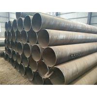 螺旋管是在长温下用带钢积压成型双面埋弧焊接