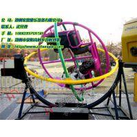 郑州宏德游乐供应刺激好玩的小型游乐设备SWTKH-2P三维太空环