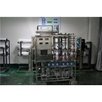 湖州蓄电池超纯水设备,电池工艺生产专用超纯水,伟志纯水设备