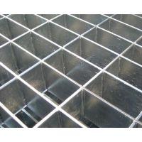 工厂直销热镀锌钢格栅板@钢梯踏步板@承重型水沟盖板