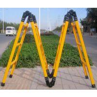 厂家直销绝缘关节梯↑多功能5米折叠绝缘梯↓订做常规规格绝缘梯