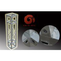 西安万和厂家直销钢铁桁架/方管桁架/广告墙