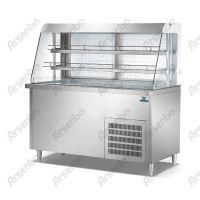 展示冷藏柜/敞开式冷藏柜/酒店用品/敞开展示柜/不锈钢橱房设备
