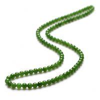 天然A货和田玉石项链 菠菜绿和田碧玉手串手链吊坠珠宝首饰批发