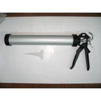 厂家直销 全铝 填缝 结构胶胶枪 压胶枪 玻璃胶枪 600ML