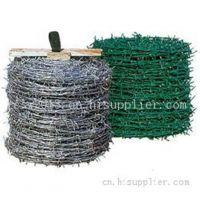 瑞才厂家批发草原牧场林场专用冷镀热镀锌刺铁丝(2.3-2.6mm)