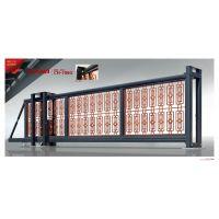 东至县电动伸缩门生产厂家 电动门厂家直销 东至停车场系统