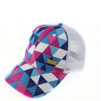 新款春夏潮人网帽 韩版货车帽 卡车帽 定制刺绣高档牛仔布网球帽