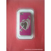 厂家批发 零售 手机套 移动电源 蓝牙音箱的包装盒 水晶透明盒