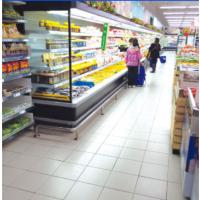 【淮海】新款风幕柜 超市陈列柜 展示柜 立风柜 专业品质 环保节能