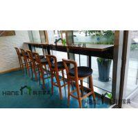 供应上海工厂直销甜品店桌椅 咖啡店桌椅 餐饮店桌椅可按需定制