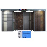 供应柏宽组合式抽拉瓷砖展示架,背景墙展柜(TLG011)
